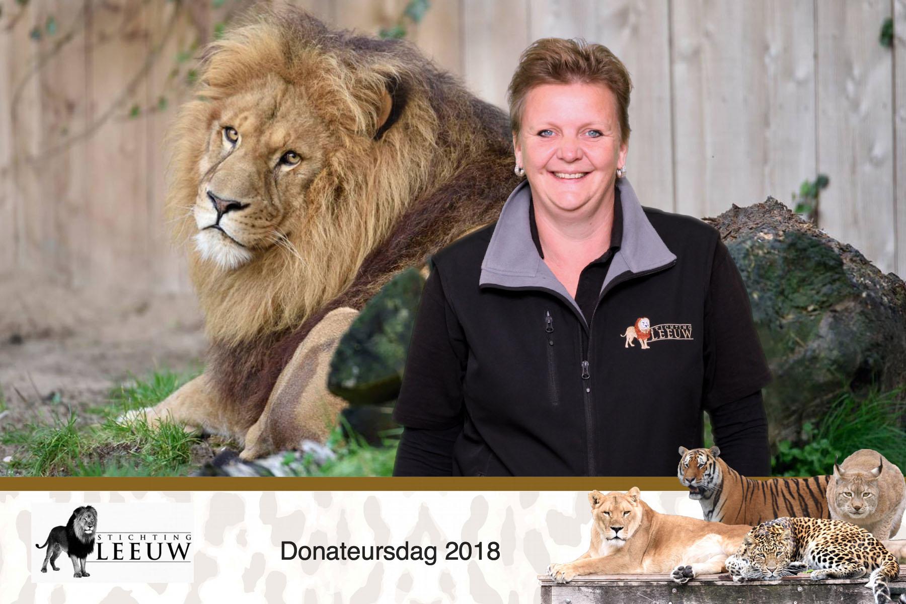 Stichting Leeuw donateurs dag