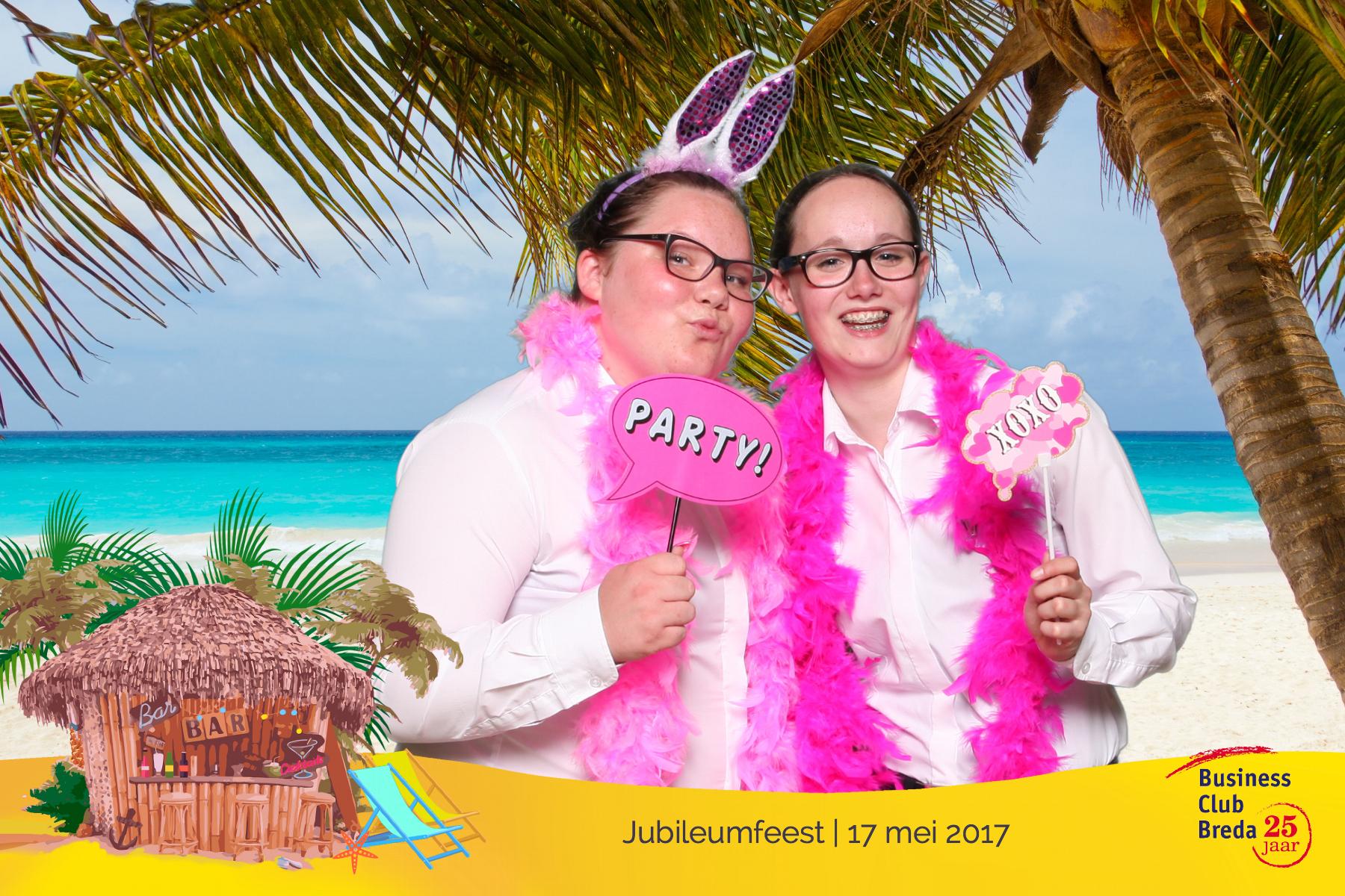 Jubileum, bedrijfsfeest, fotobooth huren